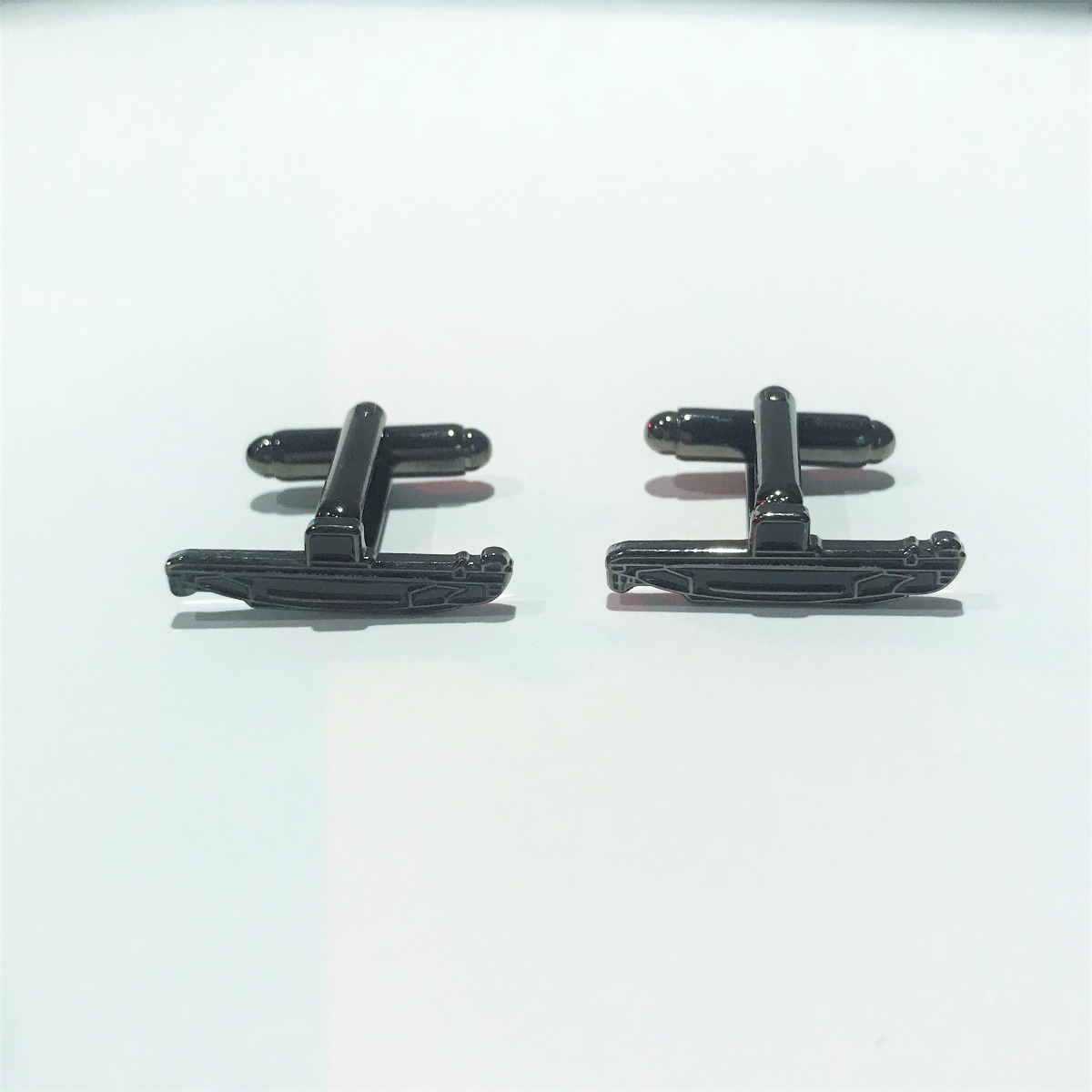 National Museum of the Royal Navy Submarine Cufflinks