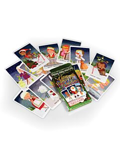 Christmas Happy Families Card Game