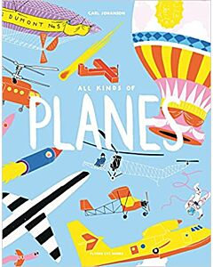 All Kinds Of Planes Book