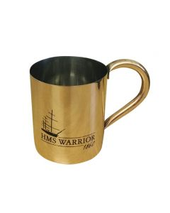HMS Warrior Copper Grog Mug