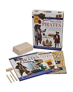 Discover Pirates Educational Box Set