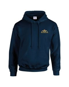 Royal Navy Dolphin Insignia Hoodie