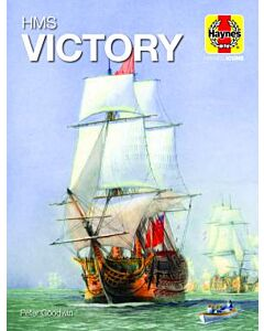 HMS Victory Haynes Manual Hardback Book