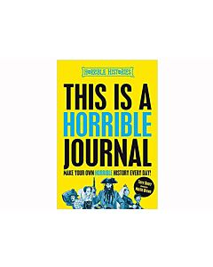 Horrible Histories Journal