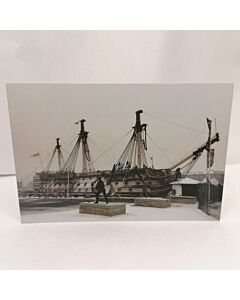 HMS Victory Christmas Cards
