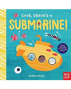 Look There's A Submarine