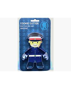 Mascot Royal Marine Cookie Cutter