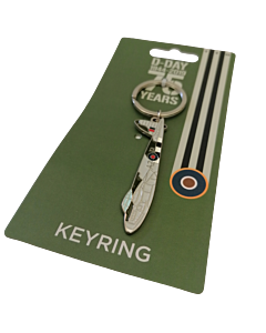 D-Day Mosquito Keyring