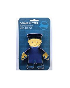 Mascot WWI Cookie Cutter