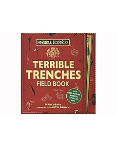 Horrible Histories - Terrible Trenches Field Book