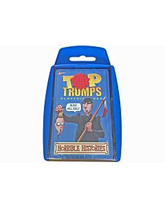 Horrible Histories Top Trumps