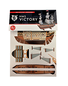 HMS Victory Paper Model