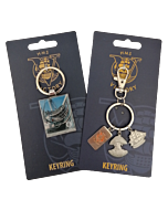 HMS Victory Photo & Trinket Keyring
