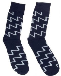 Fleet Air Arm -  Zig Zag Socks