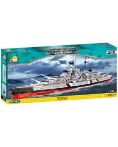 Cobi Historical Collection - Battleship Bismarck