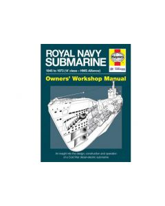Royal Navy Submarine Haynes Manual