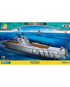Cobi U-Boot U48 Submarine