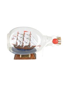 HMS Victory Ship In Bottle