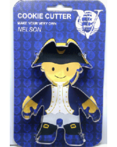 Mascot  Nelson Cookie Cutter