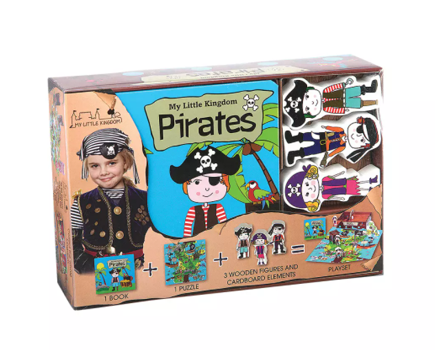 My Little Kingdom Pirates Set